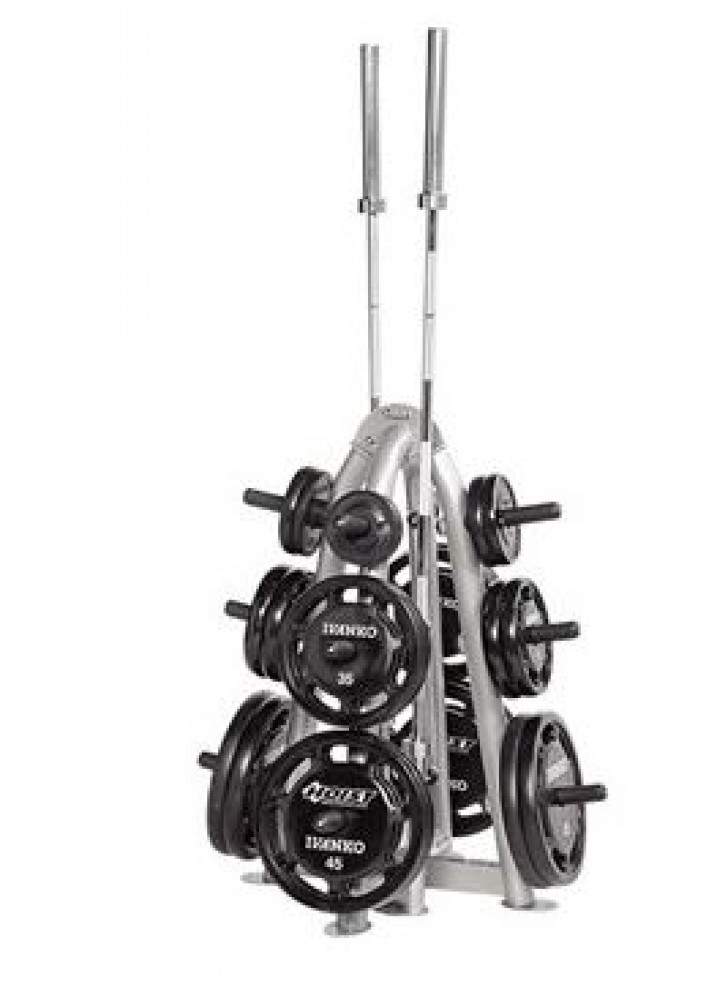 Picture of Hoist 4 - Sided Olympic Plate Tree