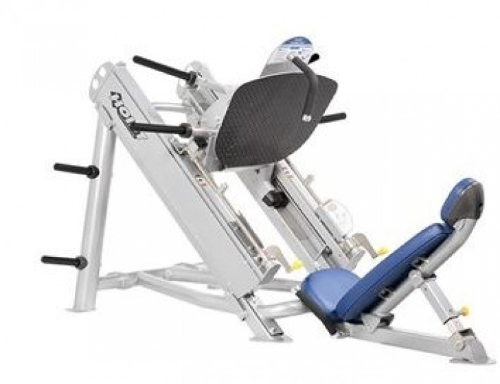 Picture of Hoist Angled Linear Leg Press
