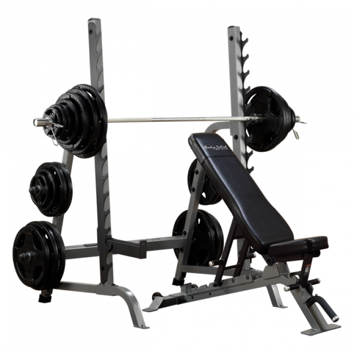 Picture of Bench Rack Combo SDIB370