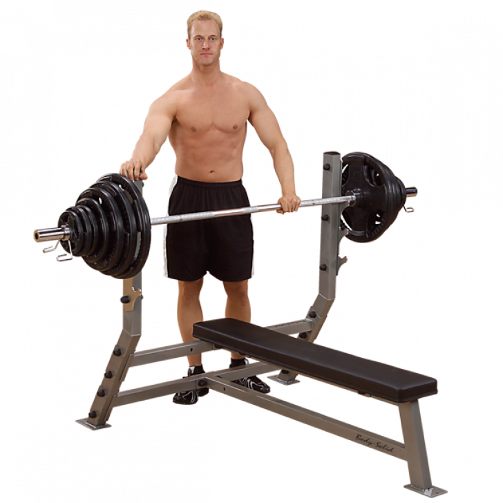 Picture of Olympic Flat Bench SFB349G