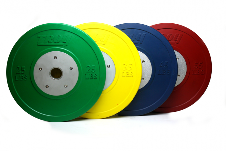 Picture of Competition Bumper Plates