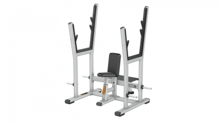 Picture of Precor Discovery Series Olympic Shoulder Press Bench