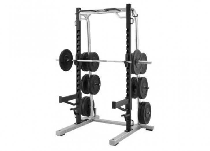 Picture of Precor Discovery Series Half Rack
