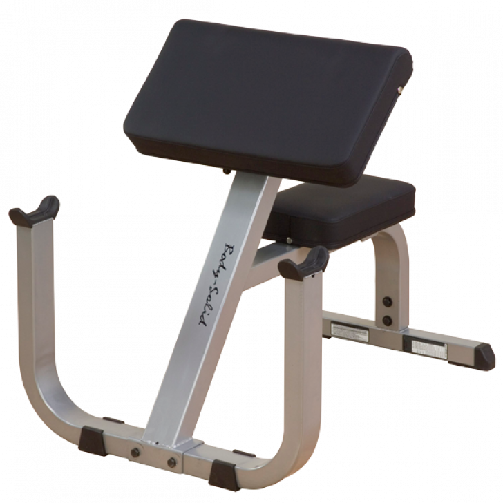 Picture of Preacher Curl Bench GPCB329