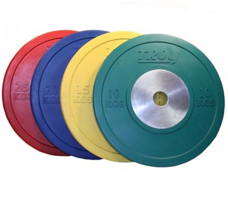 Picture of Troy Barbell Competition Bumper Plates