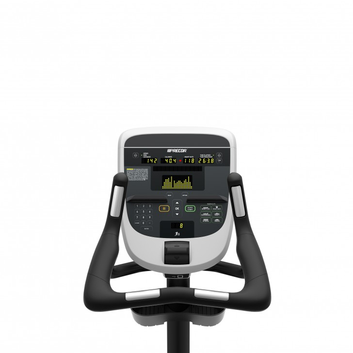 Picture of Precor UBK 835 Upright Exercise Bike‎