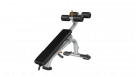 Precor Discovery Series Adjustable Decline Bench