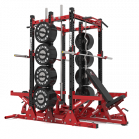 TITAN DOUBLE HALF RACK SP