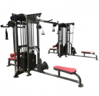 Legend Fitness SelectEDGE Eight Stack Jungle