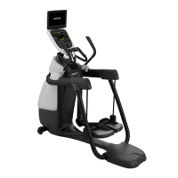 Precor AMT® 733  Adaptive Motion Trainer®