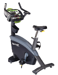 "C575U Upright Bike- 15"" Touchscreen"