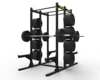"Gladiator Double Half Rack 2"" x 3"""