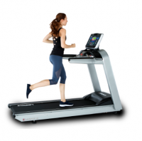 L8 LTD Series Treadmill - Pro Trainer Control Panel