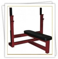 Olympic Flat Bench #3105