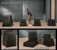 Premium Series Plyo Box Set #256