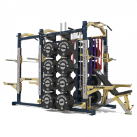 ULTRA PRO POWER/HALF RACK DP