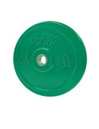 OLYMPIC RUBBER COLORED BUMPER 25lb