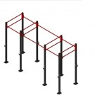 Picture of 14-Foot Free-Standing Continuum Rig Package