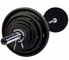 Picture of Olympic 300lb. Weight Set