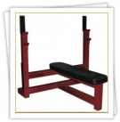 Picture of Olympic Flat Bench #3105