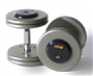 Picture of Pro Style Dumbbells – Gray Hammertone